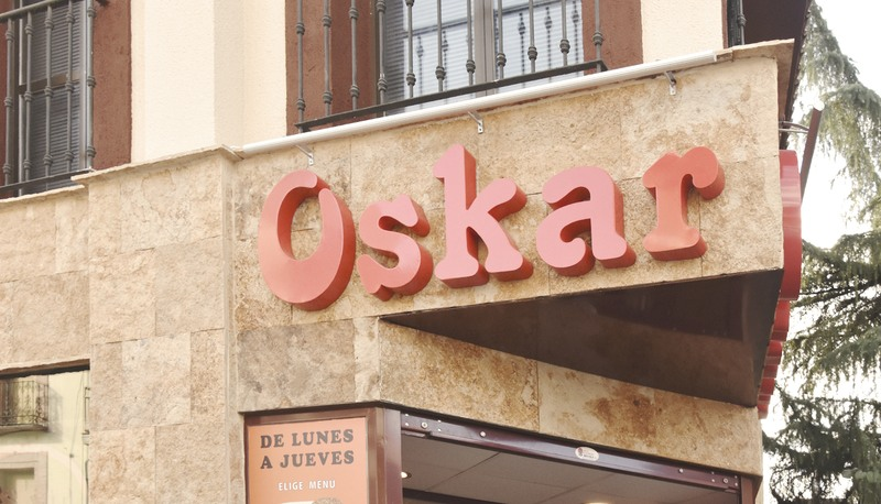 Burger Oskar portada