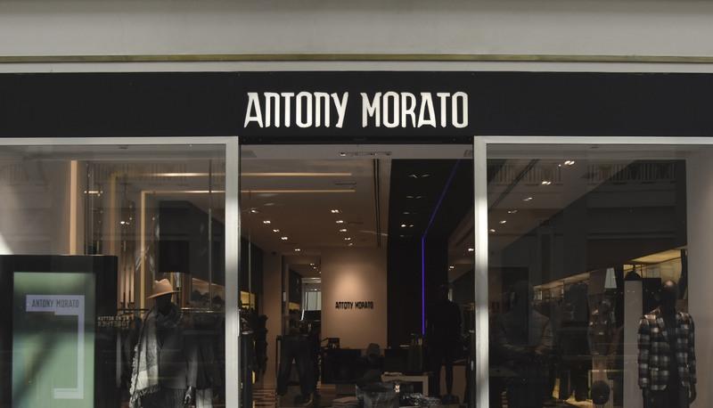 Magarest Antony Morato Portada
