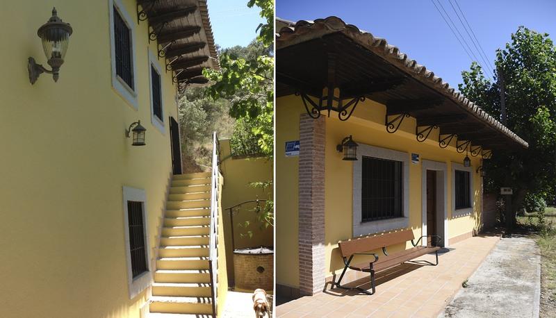 Residencia Rural Hormigos